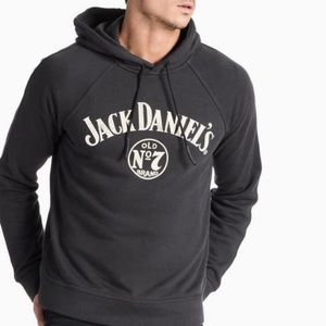 Lucky Brand men's Jack Daniels hoodie size small